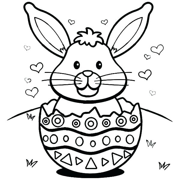 600x627 Free Bunny Coloring Pages Bunny Coloring Pages Photos Bunny