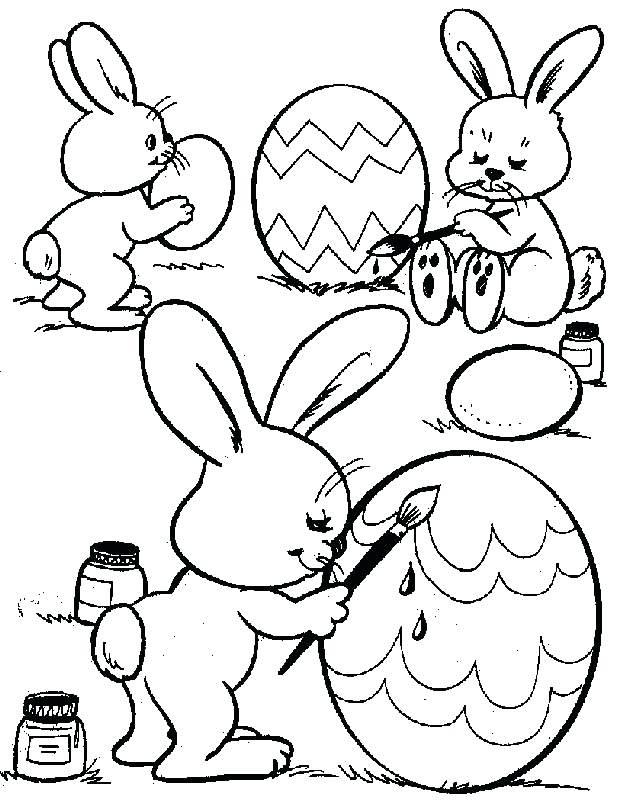 623x810 Cheap Printable Rabbit Coloring Pages Preschool To Sweet Cheap