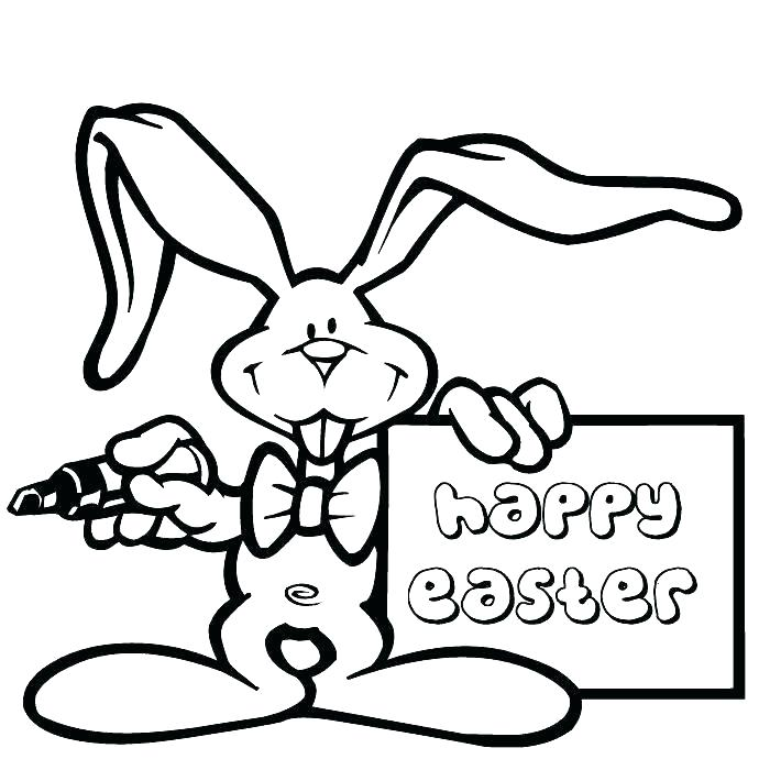 700x700 Easter Bunny Color Pages Bunny Coloring Pages Printable Bunny