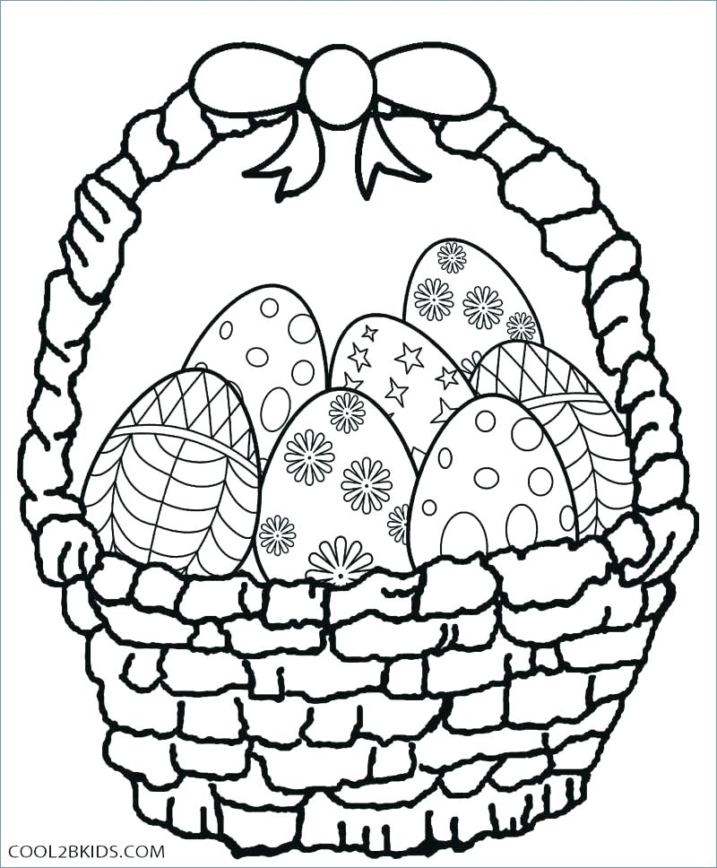 800x968 Two Bunnies With An Egg Coloring Page Download Bunny And Egg