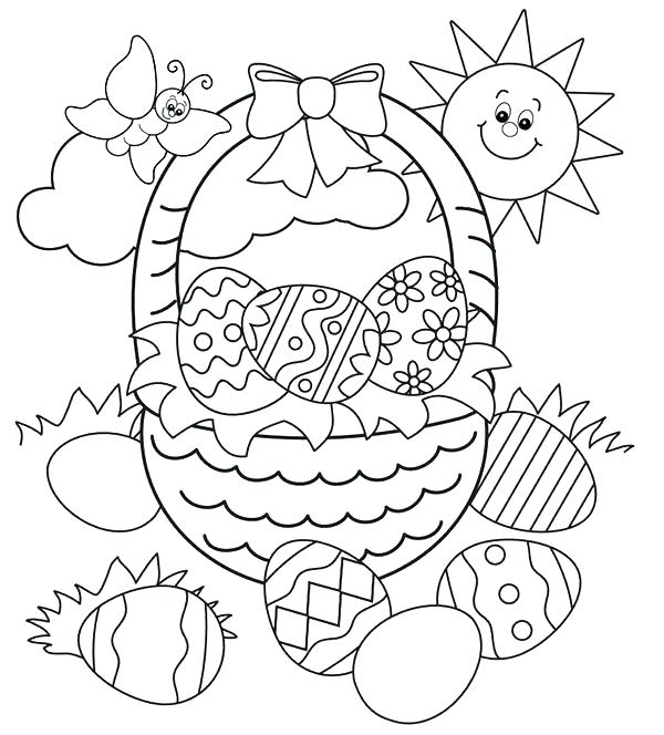 600x664 Coloring Pages For Church Singing In Church Easter Coloring Pages