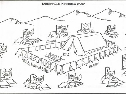 440x330 Free Coloring Pages For Church Highest Tabernacle