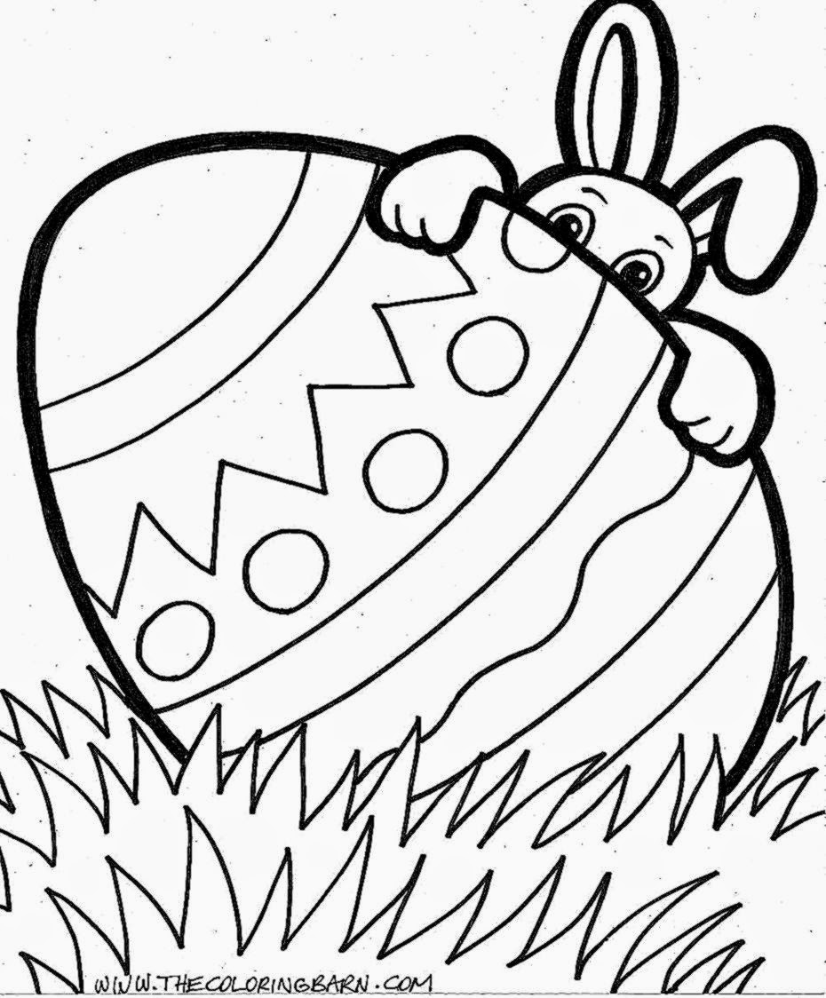 Easter Coloring Pages at GetDrawings.com   Free for personal ...