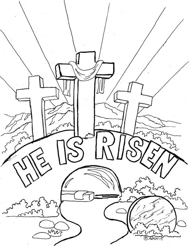 616x800 Christian Easter Coloring Pages Christian Easter Coloring Pages