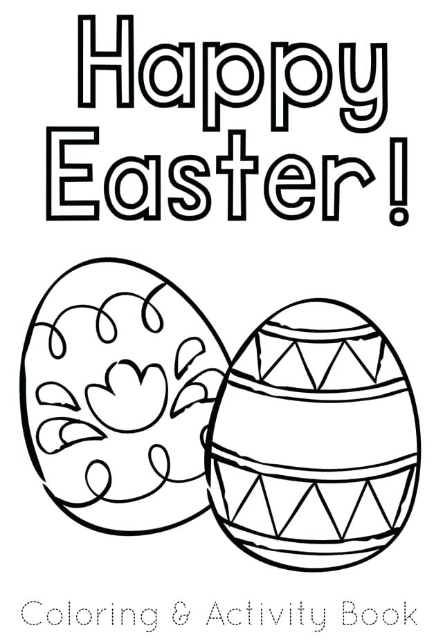 640x924 Easter Coloring Pages Printable Printable Easter Egg Coloring