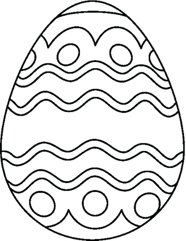 616x799 Kids Easter Coloring Pages