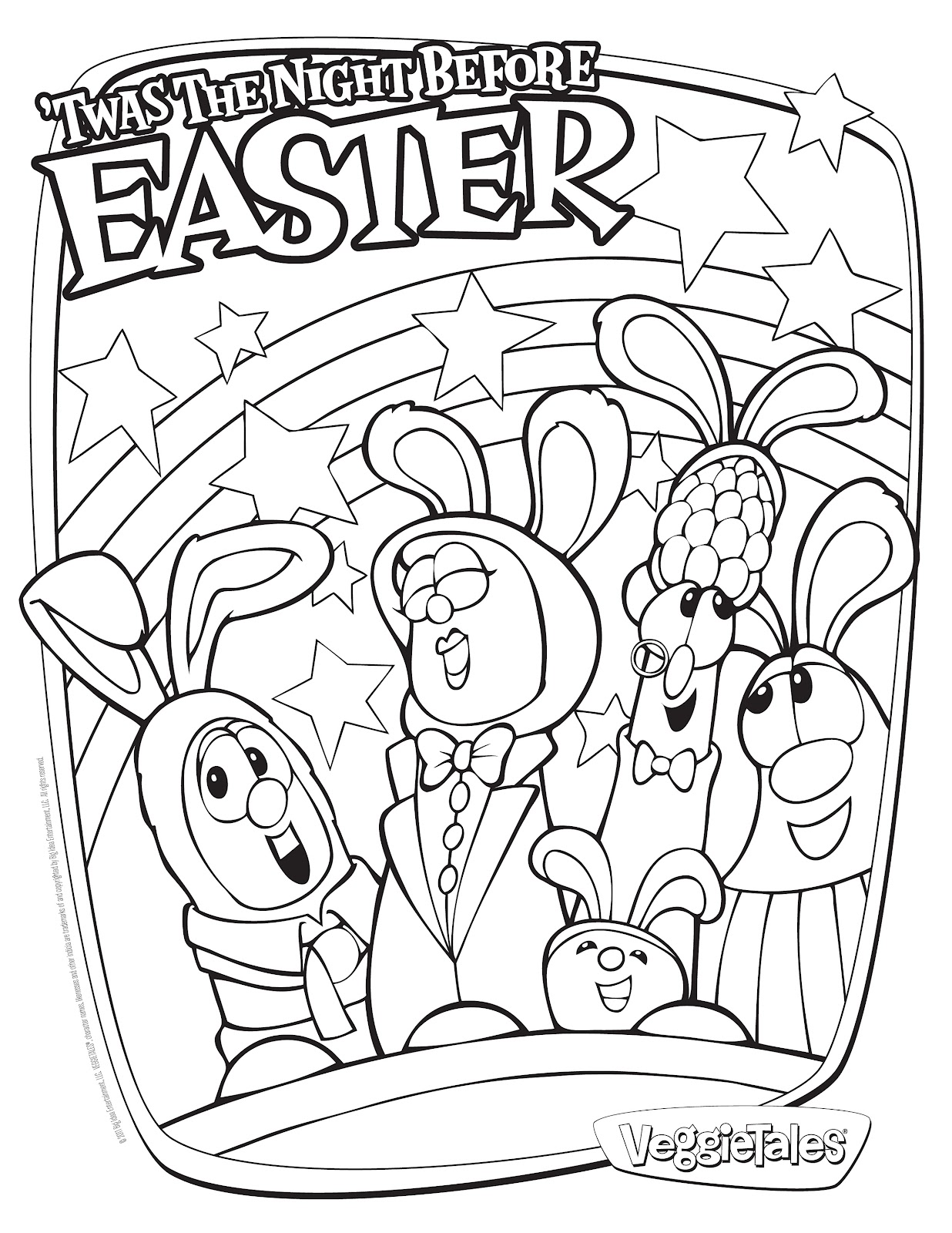 1236x1600 Best Of Easter Coloring Pages For Children