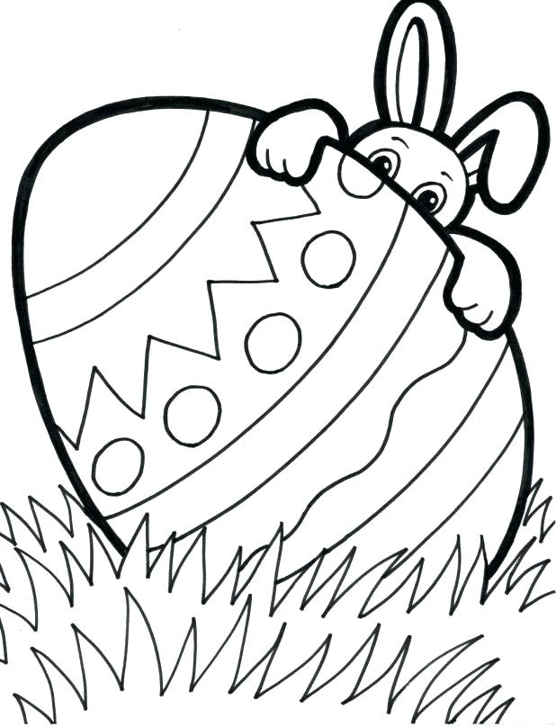 618x808 Captivating Happy Easter Coloring Pages Super Cute And Free