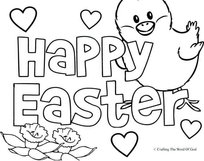 700x554 Free Easter Coloring Pages Color Pages Happy Coloring Page