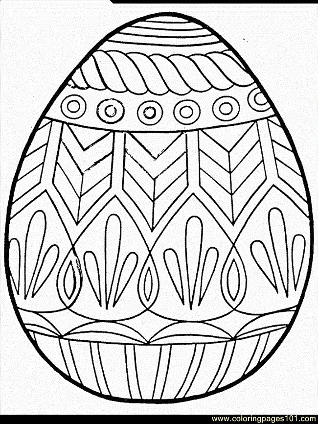 650x866 Easter Coloring Pages Pdf Hd Easter Images