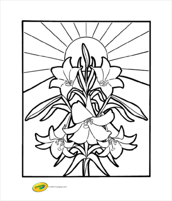 585x684 Easter Colouring Page Free Pdf Documents Download Free