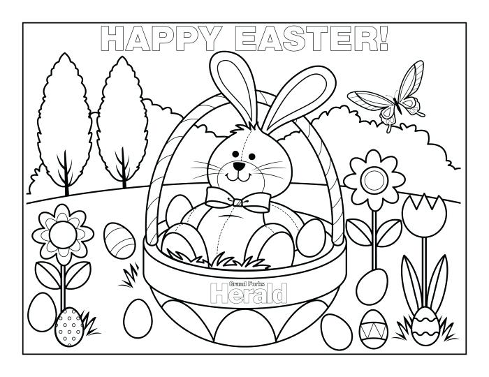 700x540 Easter Coloring Pages Pdf Easter Free Coloring Pages Printable
