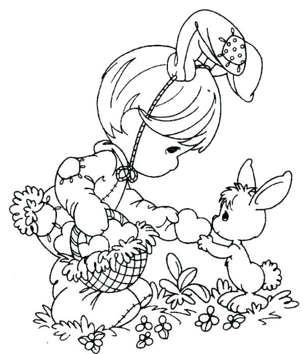 600x696 Easter Coloring Pages Pdf Coloring Collection