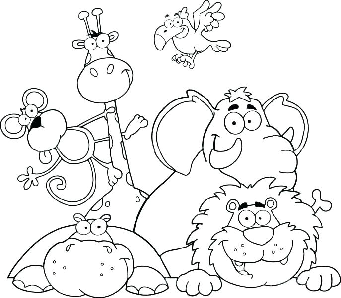 687x602 Cross Coloring Pages Printable
