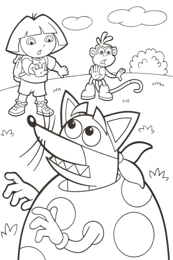 567x850 Easter Coloring Pages To Color In On A Rainy Easter Sunday