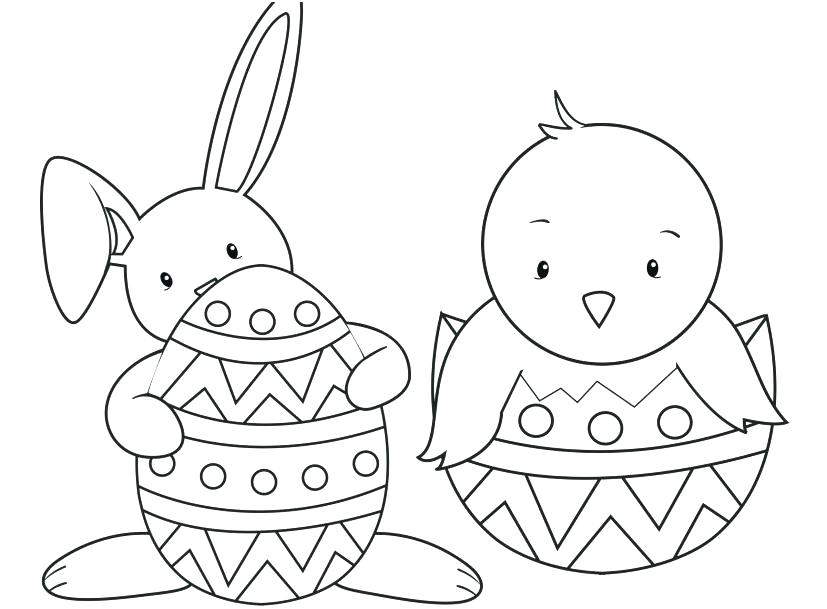 827x609 Happy Easter Coloring Pages Happy Coloring Pages Coloring Pages