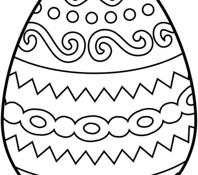 678x600 Easter Eggs Colour In Easter Egg Images Color Eggs
