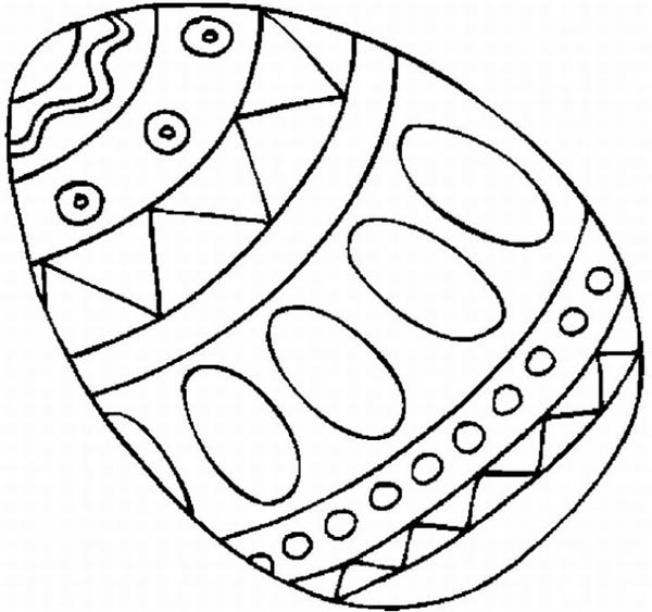 600x563 Kids Love Easter Egg Coloring Pages Batch Coloring