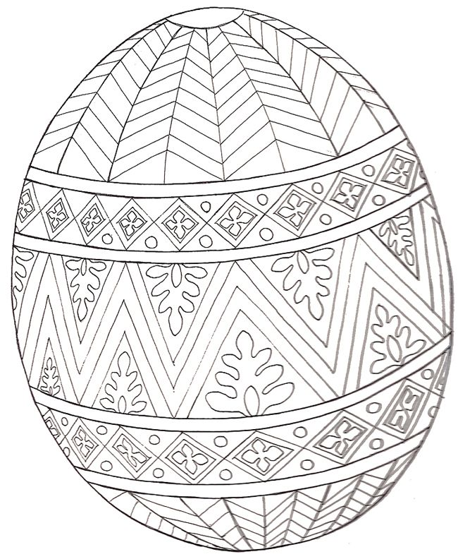 650x792 Ukrainian Egg Patterns Easter Egg Mural Design Egg