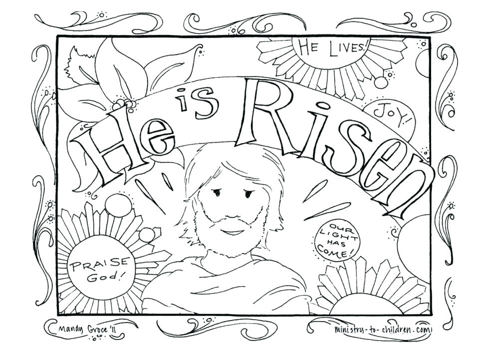 970x709 Free Easter Coloring Pages Printable Free Printable Coloring Pages
