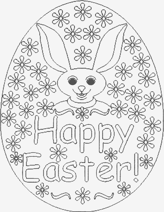 675x875 Easter Egg Design Coloring Pages Free Coloring Pages