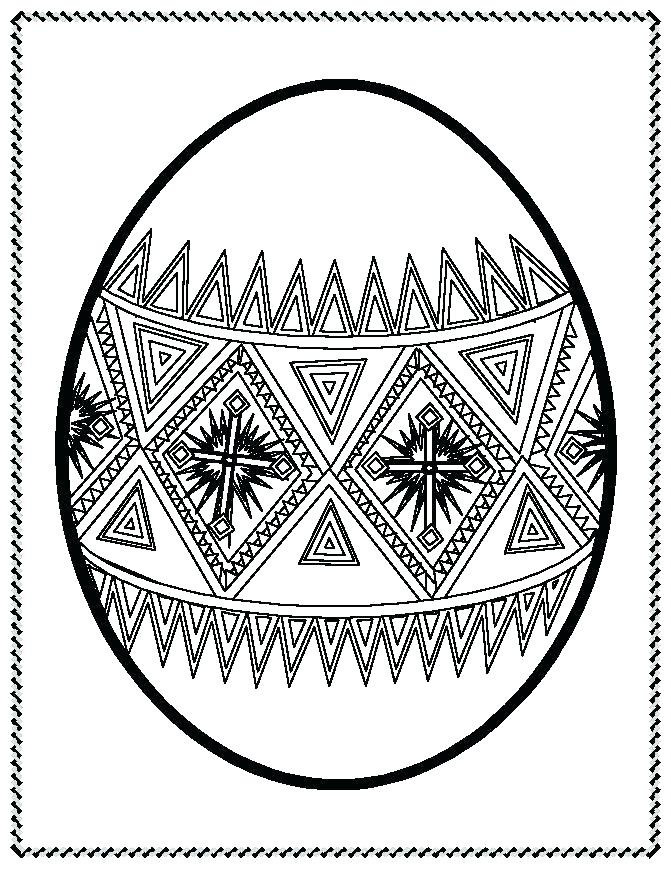 671x869 Printable Easter Egg Coloring Sheets Egg Designs Coloring Pages