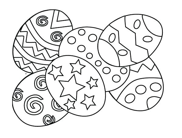 598x454 Easy Eggs Pictures Coloring Pages Drawings Free Happy Eggs