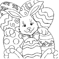 230x230 Top Free Printable Easter Coloring Pages Online