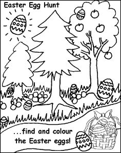 236x299 Easter Coloring Pages {kids Activities} Hidden Pictures, Easter