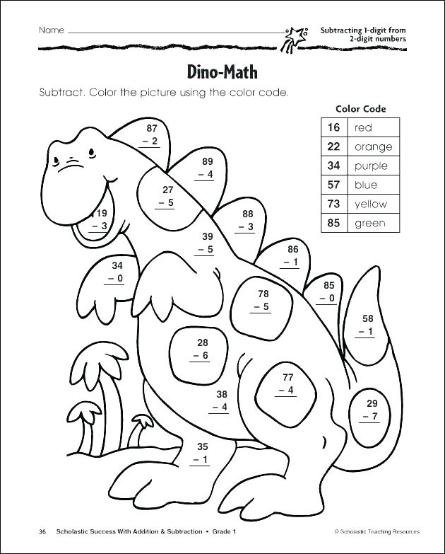 630x783 Addition Coloring Pages Coloring Pages Subtraction And Addition