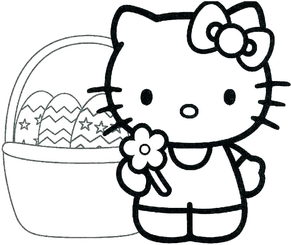940x792 Coloring Pages For Kids Easter Coloring Sheets Free Printable