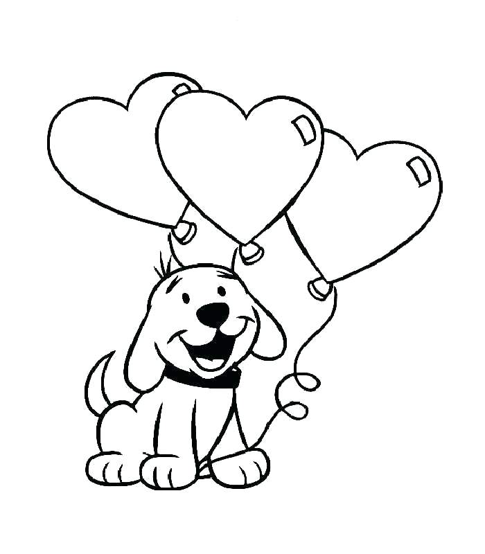 700x800 Baby Clifford Coloring Pages Coloring Pages Coloring Pages Free