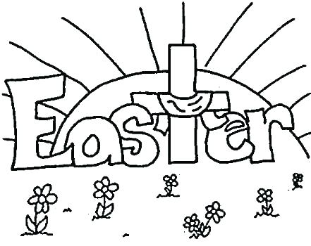 441x350 Easter Story Coloring Sheets Coloring Pages Printable Coloring