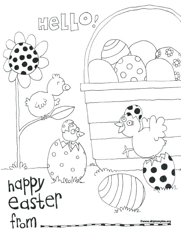 600x763 Easter Story Coloring Sheets Story Coloring Pages Easter Story