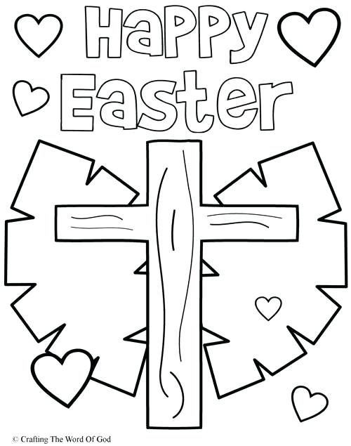 500x635 Jesus Easter Coloring Pages Jesus Easter Coloring Pages And Happy