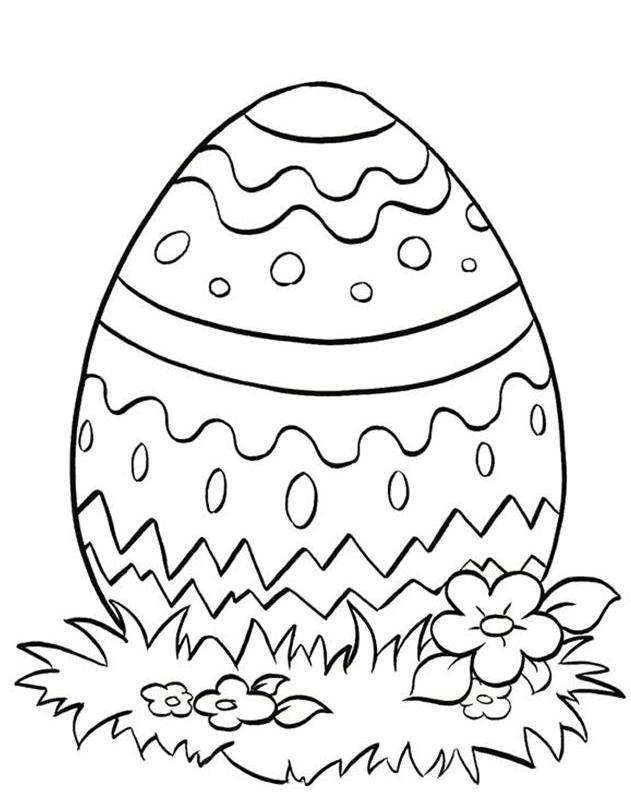 631x808 Religious Easter Coloring Pages
