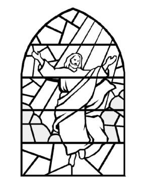 290x363 Easter Empty Easter Basket, Easter Basket Coloring Page