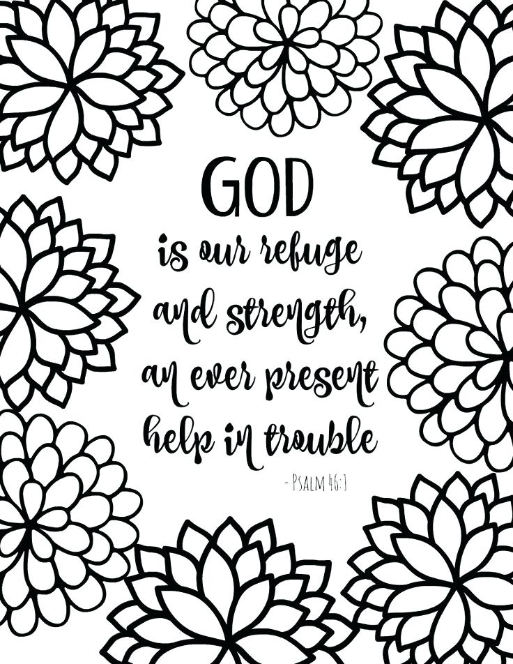 736x952 Free Coloring Pages For Sunday School Free Printable Bible Verse