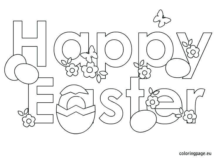 736x544 Easter Themed Coloring Pages Coloring Books Themed Coloring Pages