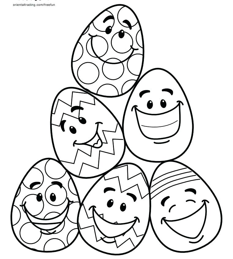 easter themed coloring pages - photo#39