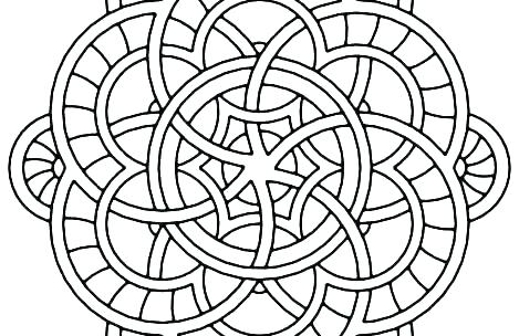 469x304 Celtic Coloring Page Mandala Coloring Pages Easy Mandala Coloring