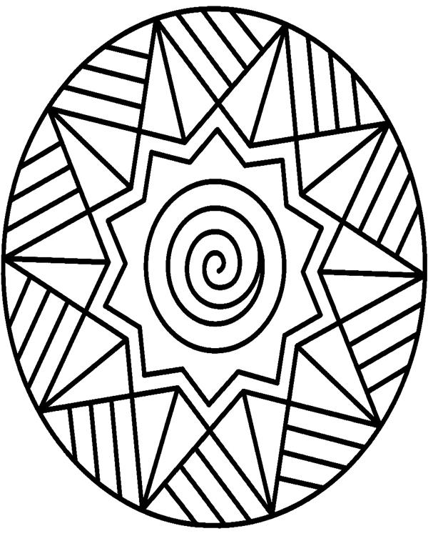 600x750 Abstract Coloring Pages For Kids