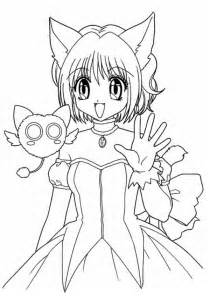 210x296 Coloring Pages Anime Characters