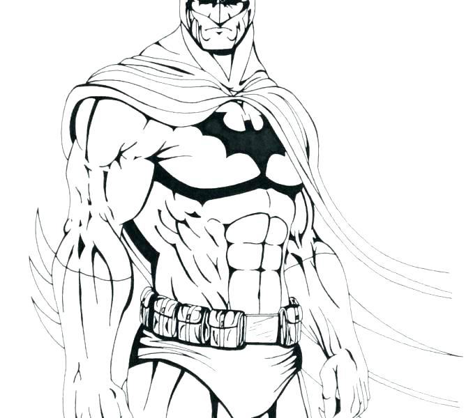 678x600 Bat Man Coloring Pages Easy Batman Coloring Pages Batman Coloring