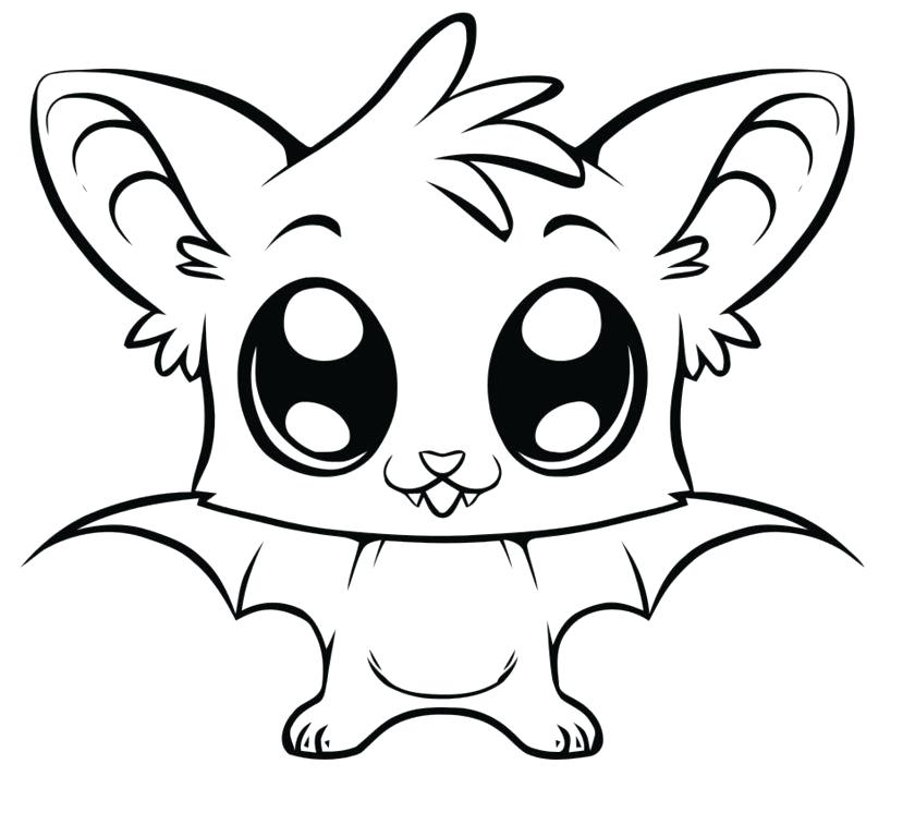 840x768 Simple Halloween Coloring Pages Simple Coloring Pages Fun And Easy