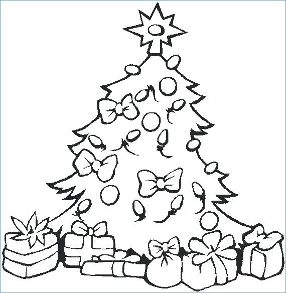 570x584 Easy Christmas Coloring Pages Easy Coloring Sheets Easy Christmas