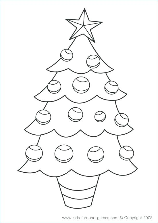 550x775 Kids Christmas Coloring Sheets