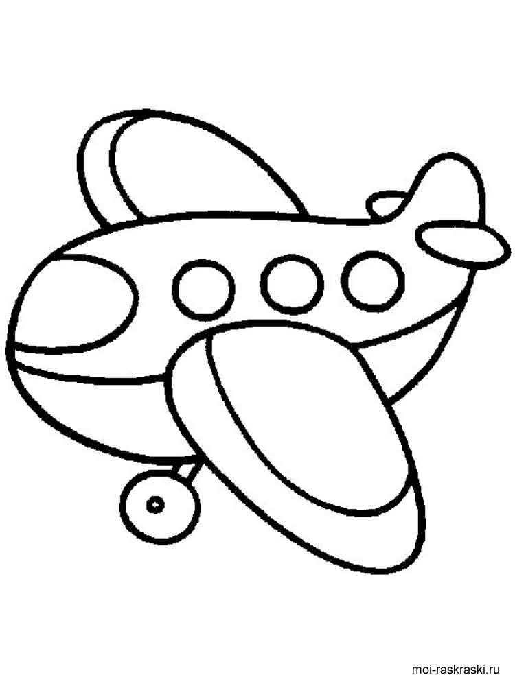 Easy Coloring Pages For 2 Year Olds at GetDrawings.com   Free for ...