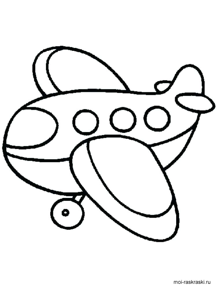 Easy Coloring Pages For 4 Year Olds At GetDrawings Free Download