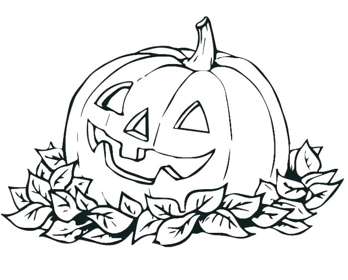700x564 Printable Halloween Coloring Pages For Kids Easy Coloring Pages